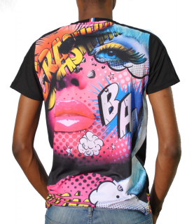 Tshirt Horspist imprimé - NOVA POP