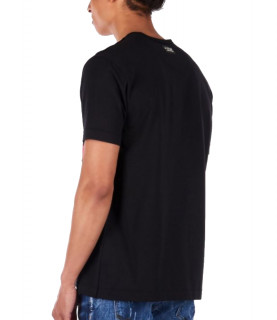 Tshirt My Brand noir MMB-TS036-GM004