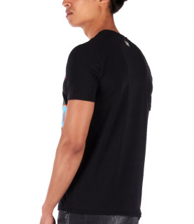 Tshirt strass My Brand noir MMB-TS032-GM037