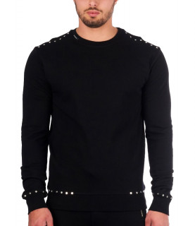 Sweat My brand noir - MMB-SW012-GM050