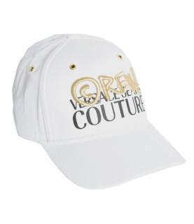 Casquette Versace Jeans Couture -E8GUBK06  blanc