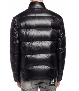 BLOUSON JUST CAVALLI NOIR - S03AM0260