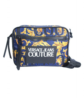 sacoche Versace Jeans Couture - R1YVBB23 BLEU - LINEA PRINT DIS. 5