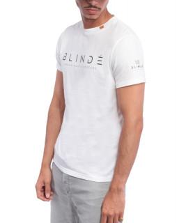 Tshirt Blindé - ORIGINAL BLANC lingot d'or 18 carats