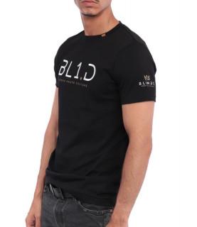 Tshirt Blindé - MAJOR NOIR lingot d'or 18 carats