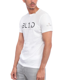 Tshirt Blindé - MAJOR BLANC lingot d'or 18 carats