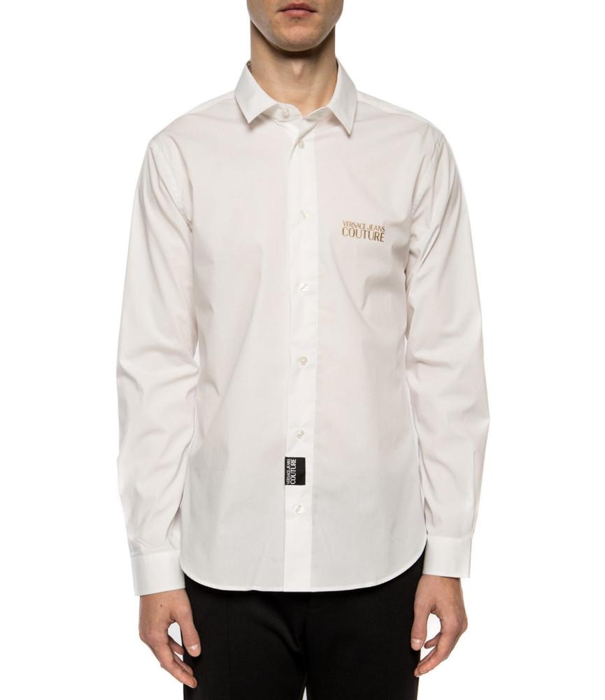 Chemise slimfit Versace Jeans Couture - B1GVA6S0 - VUP201 blanc
