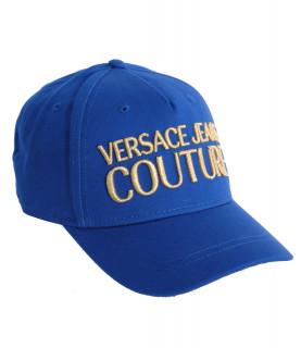 Casquette Versace Jeans Couture bleu - E8GVAK04