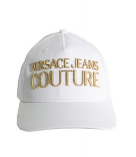 Casquette Versace Jeans Couture blanc- E8GVAK04