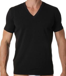 Tshirt Dsquared2 noir pack de 2