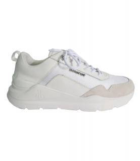 Sneakers Horspist - CONCORDE NYLON FULL BLANC