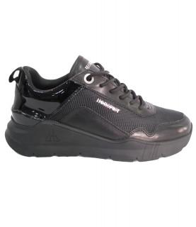 Sneakers Horspist - CONCORDE NYLON FULL NOIR
