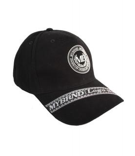 Casquette My Brand - MB TAPE CAP B noir