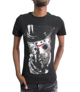T-shirt Horspist strass - DEREK M500