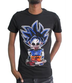 T-shirt Horspist strass - LORCA M500