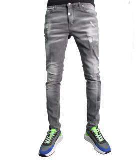 Jeans Horspist - WILTON GRIS