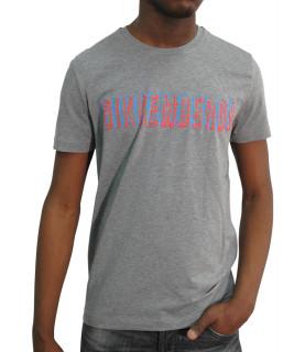 Tshirt gris BIkkembergs - C70214ME1823