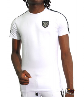 Tshirt Horspist Blanc - HOLY M500