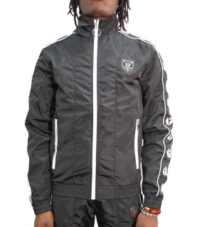 Sweat zippé Horspist - ODDO black