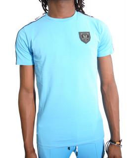 Tshirt Horspist - HOLY M500 turquoise