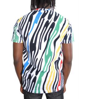 Tshirt Horspist zébré - C702100E2153