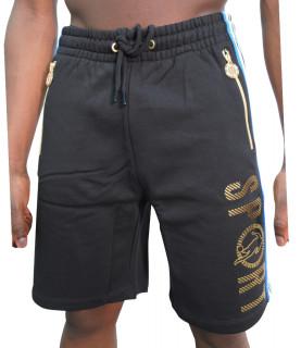 Short Bikkembergs noir - C11374PM4199