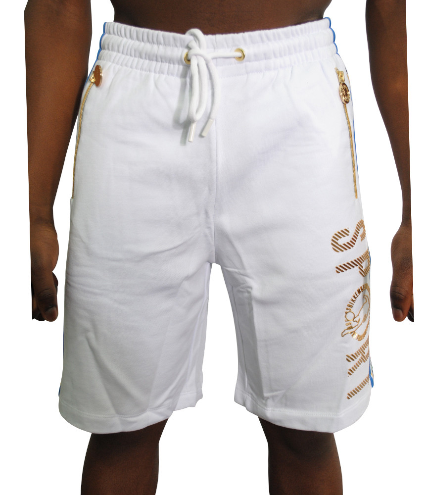 Short Bikkembergs blanc - C11374PM4199