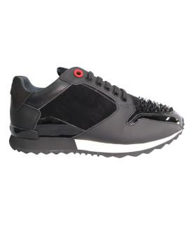 Sneakers Royaums noir - ENDURANCE AMBASSADOR RAVEN