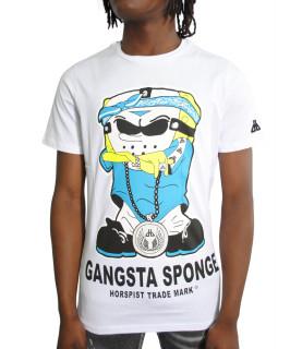 T-shirt Horspist blanc - SPONGE M520