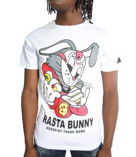 Tshirt Horspist blanc - BUNNY M520