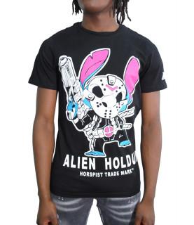 Tshirt Horspist noir - ALIEN  M520