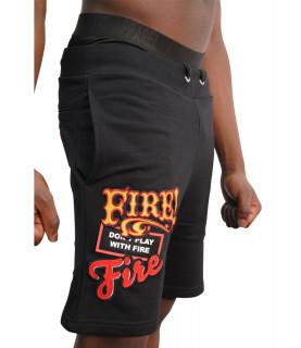 Short My brand Noir - DANTE FIRE