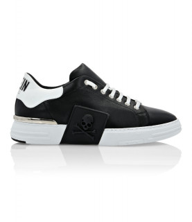 Sneakers Philipp Plein noir - LO-TOP SNEAKERS PHANTOM KICK$