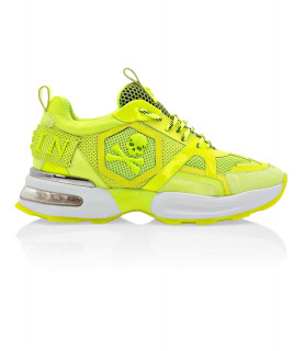 Sneakers Philipp Plein jaune - RUNNER - P20S-MSC2563-PTE003N