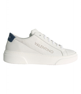 Basket Valentino blanc/bleu - ART 92190698