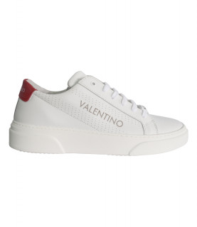 Basket Valentino blanc/rouge - ART 92190698