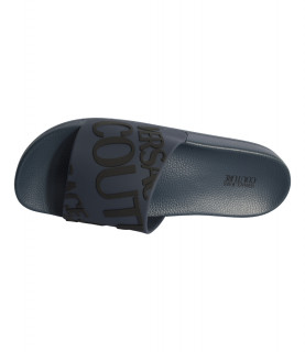 Claquettes Versace Jeans Couture marine - Slide E0YVBSQ1