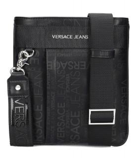 Sacoche noir Versace Jeans - E1YSBB23 LINEA LOGO ALL OVER DIS.3