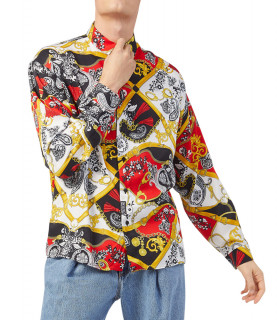 Chemise Versace Jeans Couture -B1GZA604 - ZUP204 over
