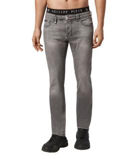 Jeans Philipp Plein gris - F20C MDT2281 PDE004N