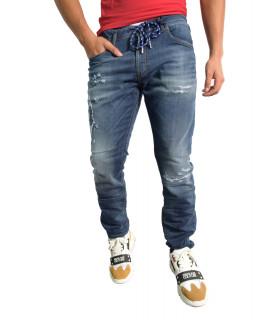 Jeans Diesel bleu - THOMMER-Y-NE A00882 - 069PL