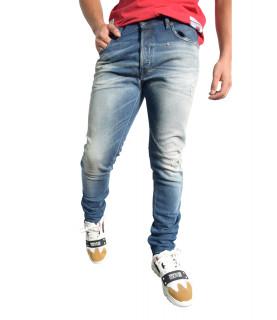 Jeans Diesel bleu - TEPPHAR - 00SWID - 009FR