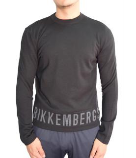 pull bikkembergs noir - MZ1250018