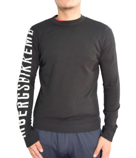 Pull bikkembergs noir - MZ1250056