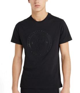 Tshirt Versace Jeans noir - B3GTB72E - RUBB 34 SLIM MC