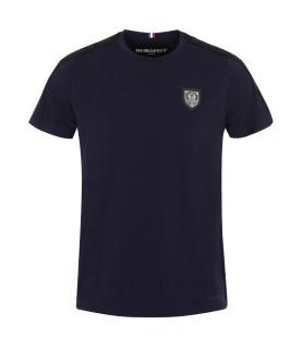 Tshirt Horspist - ORION M500 BLEU MARINE