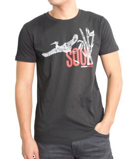 Tshirt Bikkembergs noir - CX1260260