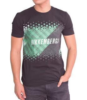 Tshirt Bikkembergs noir - CX1261657
