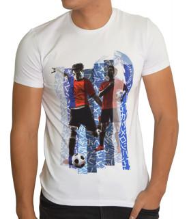 Tshirt Bikkemberg Blanc - CZ1260160