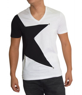 Tshirt Versace Collection blanc - V800713 VJ00180